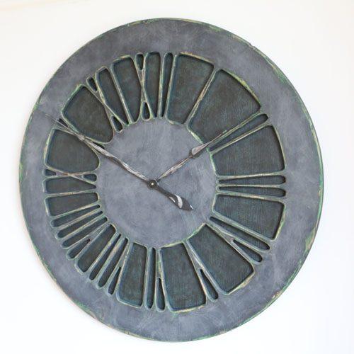 Duże zegary ścienne