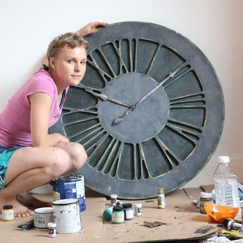 Dekoracyjne zegary ścienne