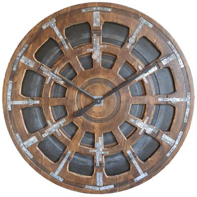 Zegar w Stylu Industrialnym