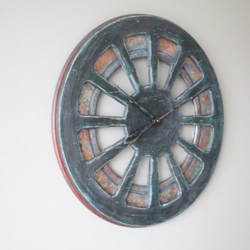 decorative clock for cottage