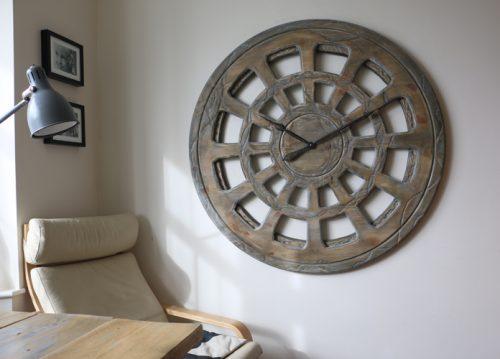 Massive Wall Clock Unique Design