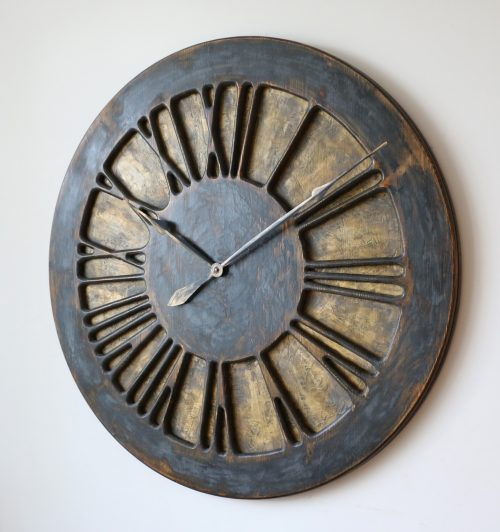 Very Large Decorative Wall Clock