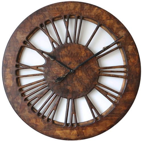 Vintage Wall Clock Front