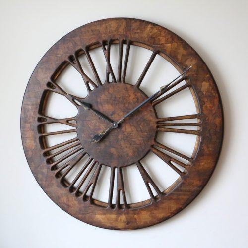 Vintage Wall Clock Handmade